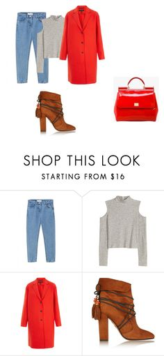 """LOOK OF YOUNG"" by sofia-block on Polyvore featuring мода, rag & bone, Aquazzura, Dolce&Gabbana, women's clothing, women's fashion, women, female, woman и misses"