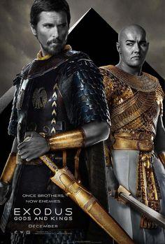 Exodus: Gods and Kings Poster - Ridley Scott's New Film