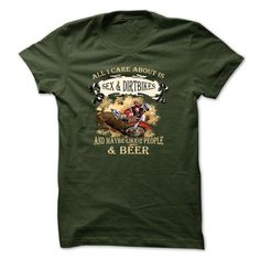 Dirtbikes All I care about Awesome T Shirt, Hoodie, Tee Shirts ==► Shopping Now!