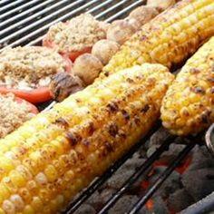 Corn on the Grill Allrecipes.com