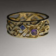 Ring by Barbara Covey