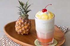 Hungry Girl's Healthy Pineapple Upside-Down Cake Shake Recipe