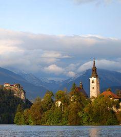 Szlovéniát nem véletlenül nevezik Európa zöld szívének.