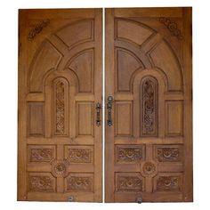 Doors, Wooden Doors, Brass Door, Wooden Door Design, Door Design, Carved Doors, Wooden, Barn Doors Sliding, Wooden Door Hangers