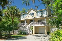 Lovely 4 Bedroom Home-Veranda and Pool-1 Nighthawk-100 yards to beachVacation Rental in Forest Beach from @HomeAway! #vacation #rental #travel #homeaway