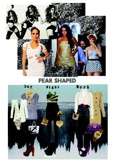 | Dress Pear Shape | Pear Shaped Body
