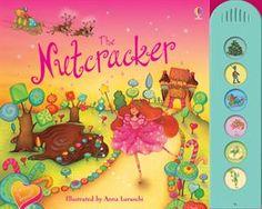 Nutcracker with Music children's book