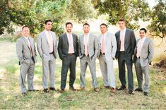 48 Ideas Backyard Wedding Attire Men Gray Suits For 2019 Groomsmen Grey, Groomsmen Outfits, Groom And Groomsmen Attire, Light Grey Suits, Grey Suit Men, Gray Suits, Wedding Suits, Wedding Attire, Our Wedding Day