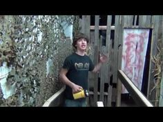 This barn haunt walk thru should give you plenty of low budget ideas for your own haunt. Creep Acres Haunted House FULL Walkthrough 2012 - YouTube