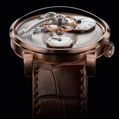 News MBandF Legacy Machine 101 For a classically sized 40mm wristwatch, Legacy Machine 101 (LM101) covers a lot of ground. Or to be more precise, LM101 covers a lot of time: over 100 years between inspiration and realisation (See more at En/Fr/Es: http://watchmobile7.com/articles/mbf-legacy-machine-101) #watches #montres #relojes #mbandf #legacymachine101