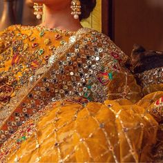 Desi Wedding, Wedding Attire, Wedding Dresses, Mehndi Dress, Brown Girl, Couture Week, Indian Outfits, Indian Fashion, Embroidery Designs