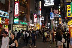 Tokio: Ein Mikrokosmos der Skurrilitäten