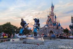 Photos du 25ème anniversaire de Disneyland Paris