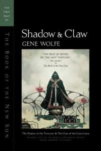 "Read ""Shadow & Claw The First Half of 'The Book of the New Sun'"" by Gene Wolfe available from Rakuten Kobo. The Book of the New Sun is unanimously acclaimed as Gene Wolfe's most remarkable work, hailed as ""a masterpiece of scien. The Guild, Tolkien, New Books, Books To Read, Kindle, New Shadow, Science Fiction Books, Fantasy Books, Writing Fantasy"