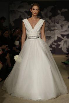 Carolina Herrera Bridal Spring 2015 - Slideshow - Runway, Fashion Week, Fashion Shows, Reviews and Fashion Images - WWD.com