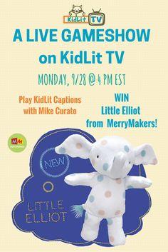 KidLit TV LIVE on Periscope! - KidLit.TV