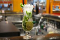 Indico Cocktails With An Indian Twist: Masti Mojito