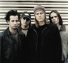 Puddle Of Mudd - Guests on Jay Leno