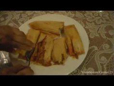Preparación de tamales de carne de res- Recetas de cocina - CHUCHEMAN1 - 2013 - YouTube