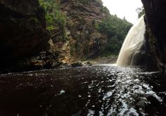 Kaaimans Waterfall Wilderness South Africa, Waterfall, Outdoor, Outdoors, Waterfalls, Outdoor Games, The Great Outdoors