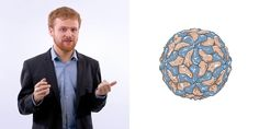 Viruses can wreak havoc on us because they replicate themselves so darn fast. How do they do it? Hamish Todd's documentary boils it down to the same rules of math we see at play in architecture origami and even soccer balls.This Incredible Interactive Documentary Reveals The Mathematical Complexity Of Viruses