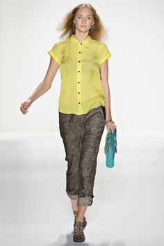 Rebecca Minkoff Spring 2012 Ready-to-Wear
