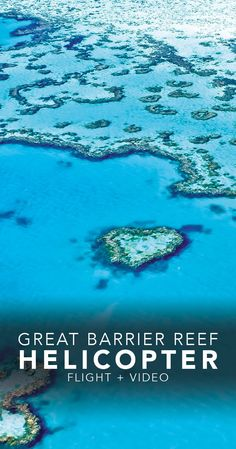 Why you need to visit Whitehaven and Heart Reef by air and water. What a travel adventure in Australia!