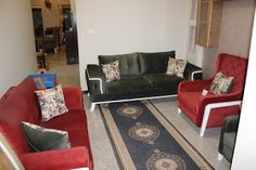 فكره للاثاث المودرن الكلاسيك Modern Sofa غرفة جلوس مودرن ترابيزة انتريه انتريه Modern Sofa Small Sofa Purple Sofa