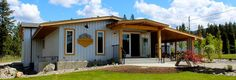 An artisan honey winery located in the Okanagan Valley. Award-winning honey wines from local honey and fruits. Local Honey, Artisan, Shed, Outdoor Structures, Outdoor Decor, Travelling, Home Decor, Homemade Home Decor, Backyard Sheds