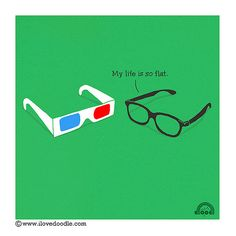 You wish you could see 3D ;)