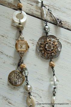 Mimi-Toria's Designs: Jewelry Designs