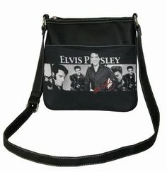 ELVIS PRESLEY SHOULDER BAG - FREE SHIPPING $29.00