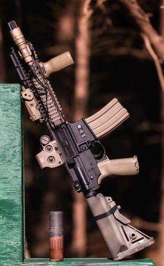 Build Your Dream Custom Assault Rifle Military Weapons, Weapons Guns, Guns And Ammo, Rifles, Firearms, Shotguns, Tactical Gear, Tactical Survival, Battle Rifle