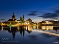 Seligenstadt by totalstrange. Please Like http://fb.me/go4photos and Follow @go4fotos Thank You. :-)