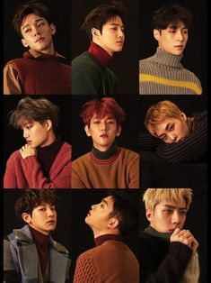 Discovered by NisaMuti. Find images and videos about kpop, exo and korean on We Heart It - the app to get lost in what you love. Park Chanyeol, Exo Ot9, Chanyeol Baekhyun, Kpop Exo, K Pop, Mtv, Exo Group Photo, Exo Fanart, Exo For Life