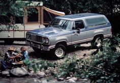 1978 Dodge Ramcharger (AW100)