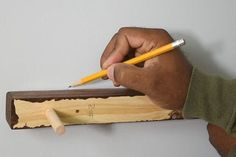 Make Your Own Floating Shelves With This Simple Technique : 8 Steps (with Pictures) - Instructables Wood Shelves, Shelving, How To Make Floating Shelves, Home Deco, Make Your Own, Wood Projects, Woodworking, Simple, Pictures