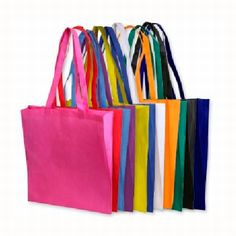 NON WOVEN TOTE BAG (V GUSSET) – B02  The perfect size for carrying around textbooks, trade show and expo items or any number of other practical uses, these non-woven tote bags will be carried around, constantly displaying your logo. On campus, to the gym or swimming pool, to bring lunch to work; whenever someone walks out of the house with one of your promotional tote bags for whatever reason, your brand will be on display.