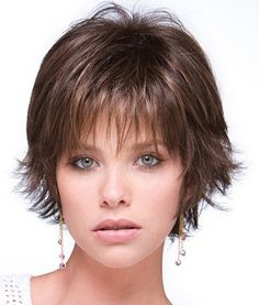 Love this haircut but know I'd think it was too short if I did it