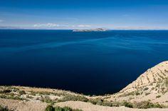 Isla de la Sol, Lake Titicaca, Bolivia.   // South America - Tom Robinson Photography