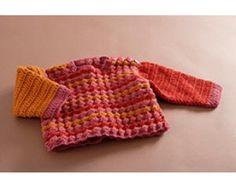Croton Baby Sweater Pattern