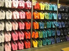 Wow colours dollar flips  love them old navy stores love this store