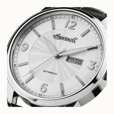 MENS INGERSOLL WATCH - 1892 - THE REGENT AUTOMATIC I00202 Ingersoll  Watches 5547c24c58