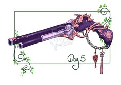 Advent Day Five by Forged-Artifacts.deviantart.com on @DeviantArt