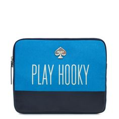 Play Hooky iPad Sleeve. *love*