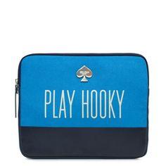 Play Hooky iPad Sleeve. *love*