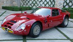 1965 Alfa Romeo Giulia TZ (1)