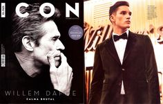 Scotch & Soda featured in Icon Spain | December 2014