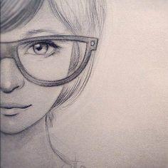 desenhos para desenhar no caderno de desenho de meninas - Pesquisa Google