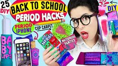 SAVAGE Life Hacks for Back to School 2016! - YouTube